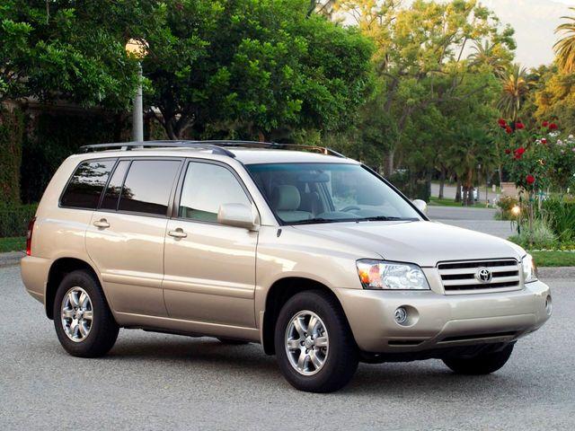 2004 Toyota Highlander V6