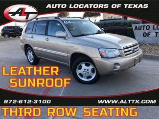 2004 Toyota Highlander LIMITED in Plano, TX 75093