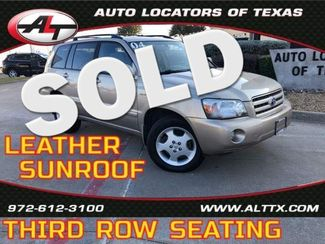 2004 Toyota Highlander Limited | Plano, TX | Consign My Vehicle in  TX