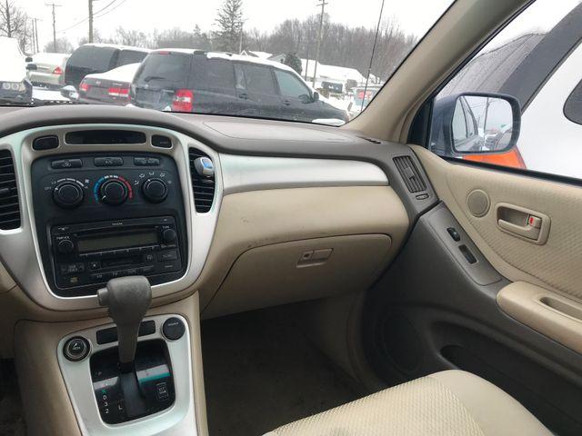2004 Toyota Highlander Ravenna, Ohio 10