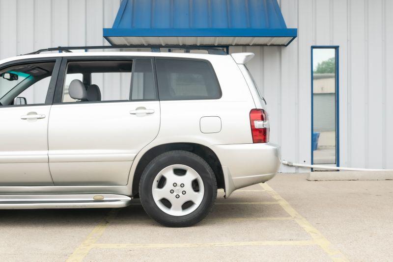 2004 Toyota Highlander Limited in Rowlett, Texas