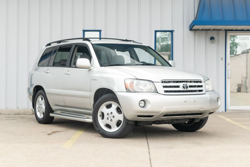 2004 Toyota Highlander Limited in Rowlett, Texas