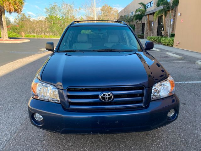 2004 Toyota Highlander Limited Tampa, Florida 2