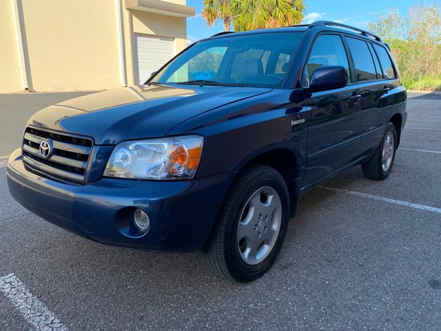 2004 Toyota Highlander Limited Tampa, Florida 1