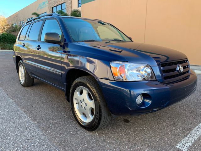 2004 Toyota Highlander Limited Tampa, Florida 0