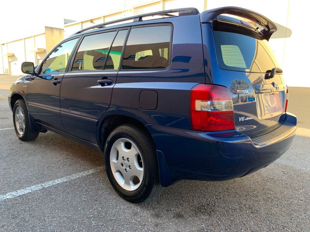 2004 Toyota Highlander Limited Tampa, Florida 4