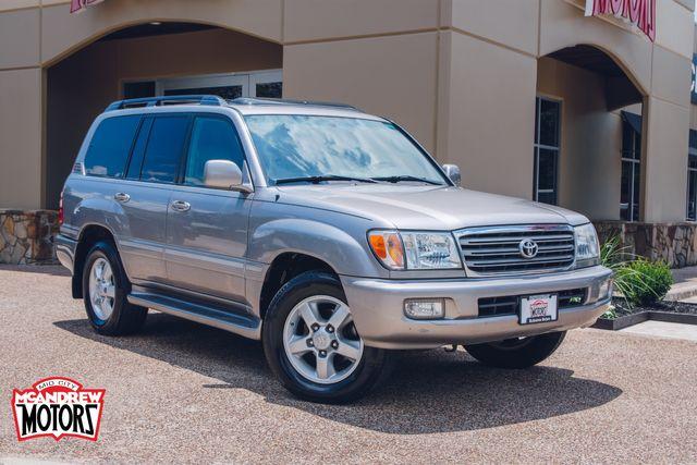 2004 Toyota Land Cruiser in Arlington, Texas 76013