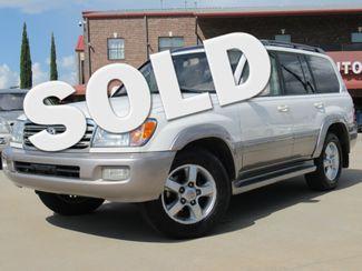 2004 Toyota Land Cruiser  | Houston, TX | American Auto Centers in Houston TX