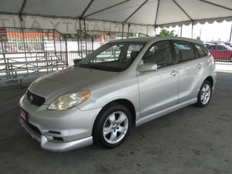 2004 Toyota Matrix XR Gardena, California