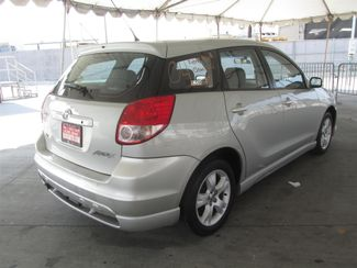 2004 Toyota Matrix XR Gardena, California 2