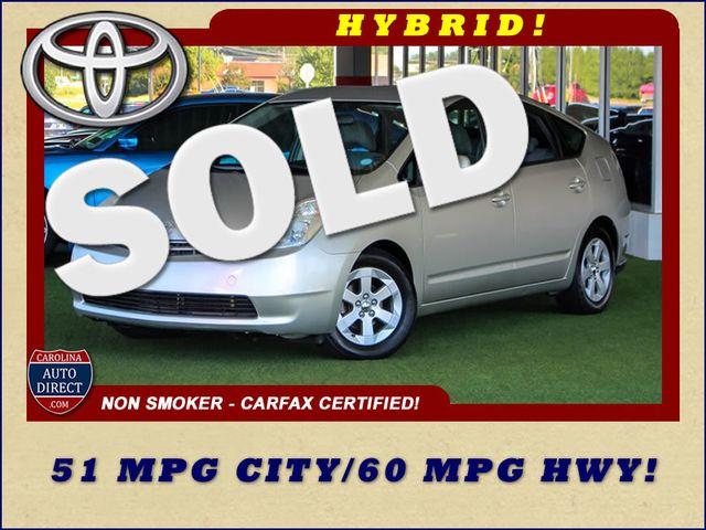 2004 Toyota Prius Hybrid FWD - Pkg 1 - ?51 MPG CITY/60 MPG HWY! Mooresville , NC 0