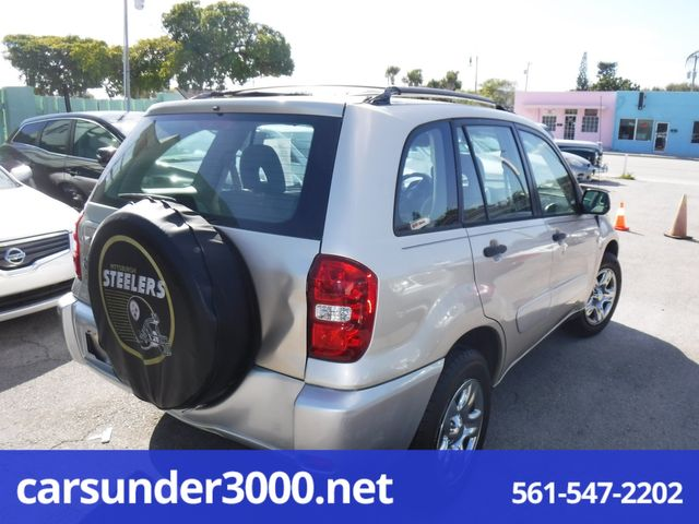 2004 Toyota RAV4 Lake Worth , Florida 1