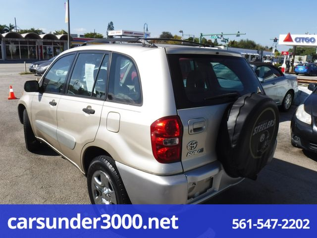 2004 Toyota RAV4 Lake Worth , Florida 3