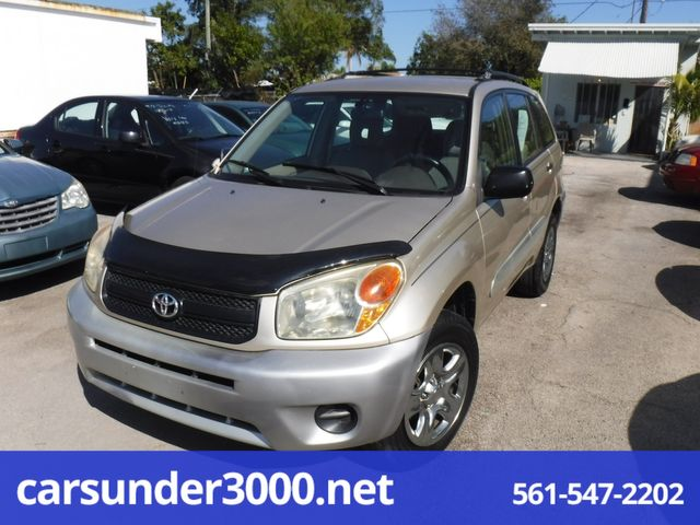 2004 Toyota RAV4 Lake Worth , Florida 0