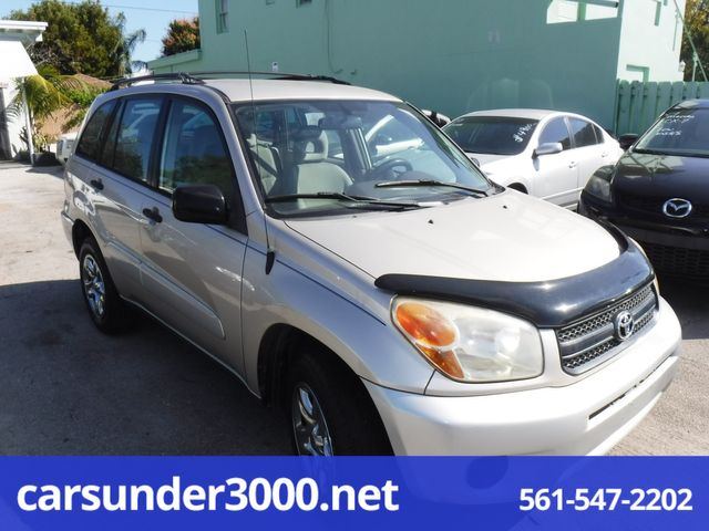 2004 Toyota RAV4 Lake Worth , Florida 2