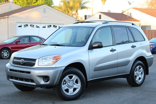 2004 Toyota RAV4 SPORT UTILITY 4WD NEW TIRES SERVICE RECORDS in Woodland Hills, CA 91367