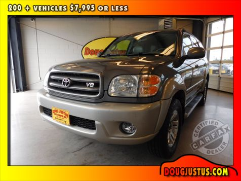 2004 Toyota Sequoia SR5 in Airport Motor Mile ( Metro Knoxville ), TN