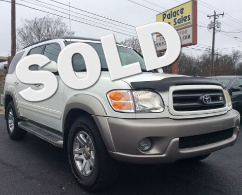 2004 Toyota Sequoia SR5 in Charlotte, NC