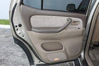 2004 Toyota Sequoia SR5 Hollywood, Florida 46