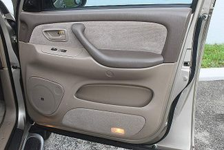 2004 Toyota Sequoia SR5 Hollywood, Florida 47
