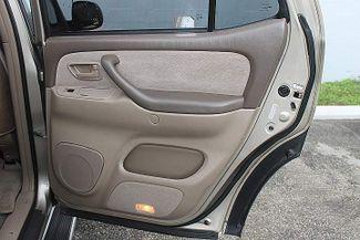 2004 Toyota Sequoia SR5 Hollywood, Florida 48