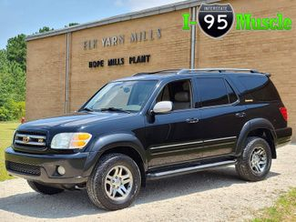 2004 Toyota Sequoia Limited in Hope Mills, NC 28348