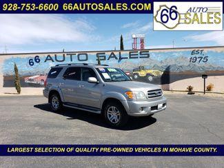 2004 Toyota Sequoia Limited in Kingman, Arizona 86401