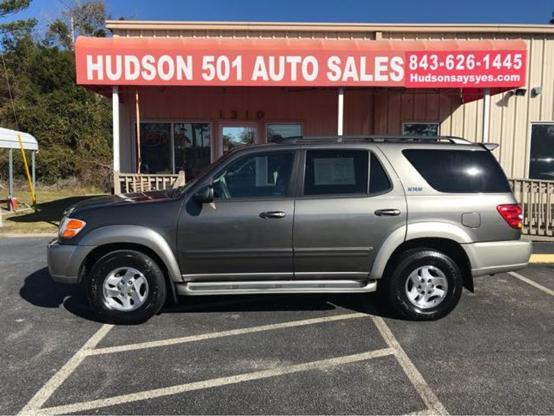 2004 Toyota Sequoia SR5 | Myrtle Beach, South Carolina | Hudson Auto Sales in Myrtle Beach South Carolina