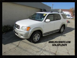 2004 Toyota Sequoia SR5, 3rd Row! Clean CarFax! in New Orleans Louisiana, 70119