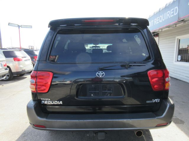 2004 Toyota Sequoia, PRICE SHOWN IS THE DOWN PAYMENT south houston, TX 3