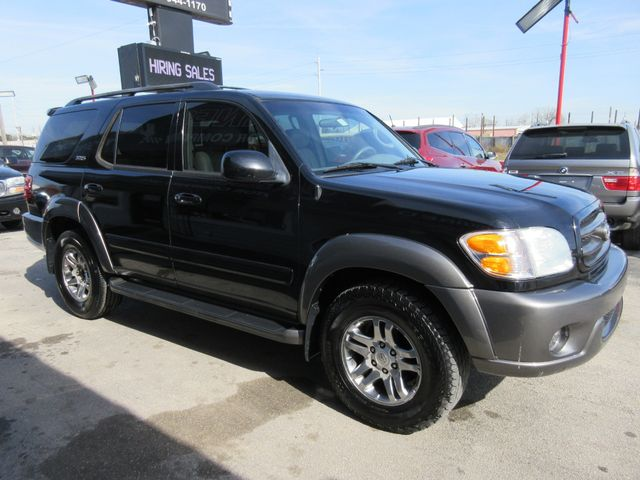 2004 Toyota Sequoia, PRICE SHOWN IS THE DOWN PAYMENT south houston, TX 5