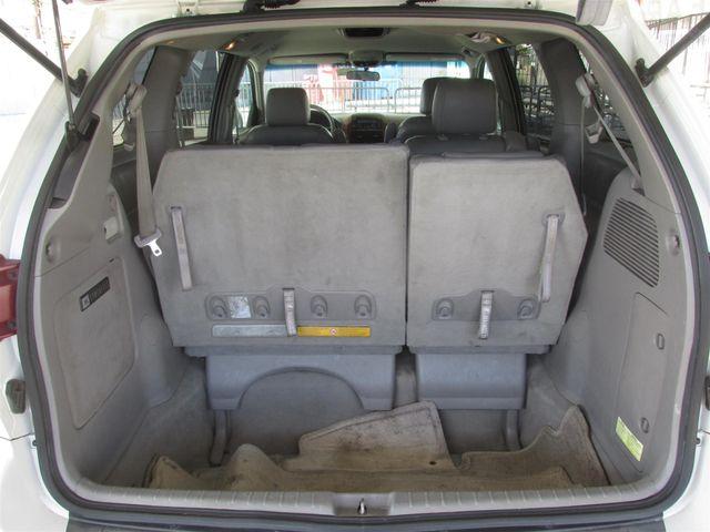 2004 Toyota Sienna XLE Gardena, California 11