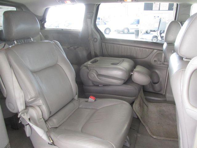 2004 Toyota Sienna XLE Gardena, California 12