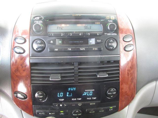2004 Toyota Sienna XLE Gardena, California 6