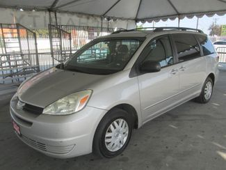2004 Toyota Sienna LE Gardena, California