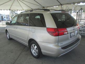 2004 Toyota Sienna LE Gardena, California 1