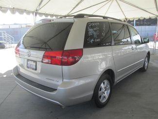 2004 Toyota Sienna LE Gardena, California 2