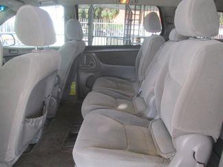 2004 Toyota Sienna LE Gardena, California 9