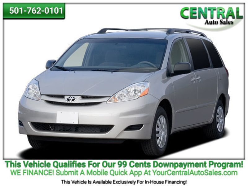 2004 Toyota SIENNA/PW    Hot Springs, AR   Central Auto Sales in Hot Springs AR