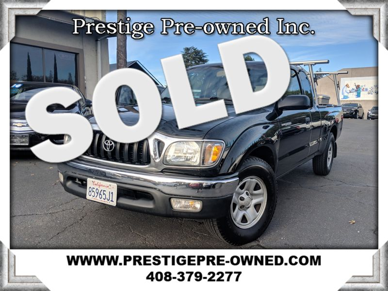 2004 Toyota TACOMA XTRACAB  in Campbell CA