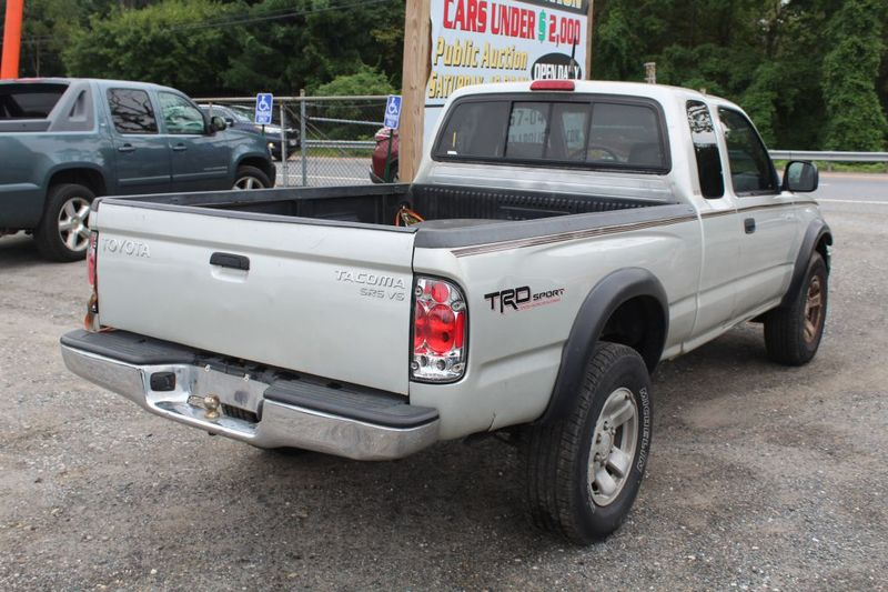 2004 Toyota Tacoma PreRunner  city MD  South County Public Auto Auction  in Harwood, MD