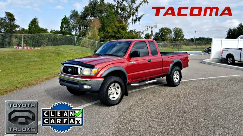 2004 Toyota Tacoma PreRunner CLEAN CARFAX TRUCK V6 | Palmetto, FL | EA Motorsports in Palmetto, FL