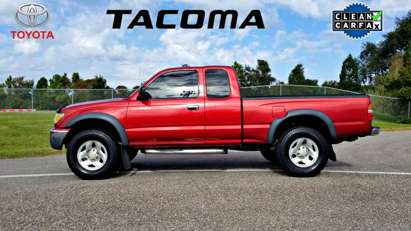 2004 Toyota Tacoma PreRunner CLEAN CARFAX TRUCK V6 | Palmetto, FL | EA Motorsports in Palmetto FL