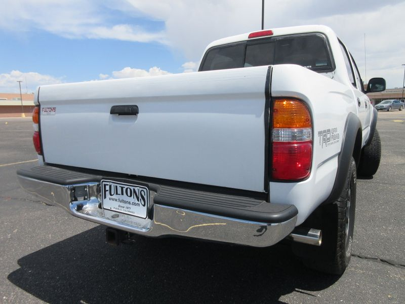 2004 Toyota Tacoma Double Cab 4WD TRD  Fultons Used Cars Inc  in , Colorado