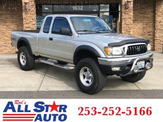 2004 Toyota Tacoma PreRunner in Puyallup Washington, 98371