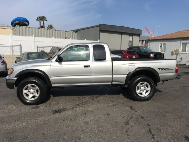 2004 Toyota Tacoma Xtracab SR5 PreRunner TRD OFF ROAD Package