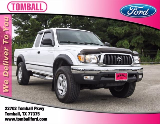2004 Toyota Tacoma PreRunner in Tomball, TX 77375