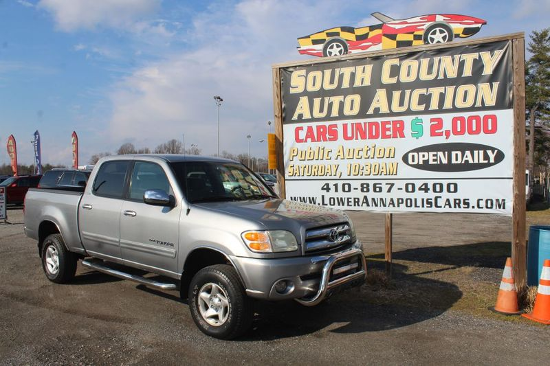2004 Toyota Tundra SR5  city MD  South County Public Auto Auction  in Harwood, MD