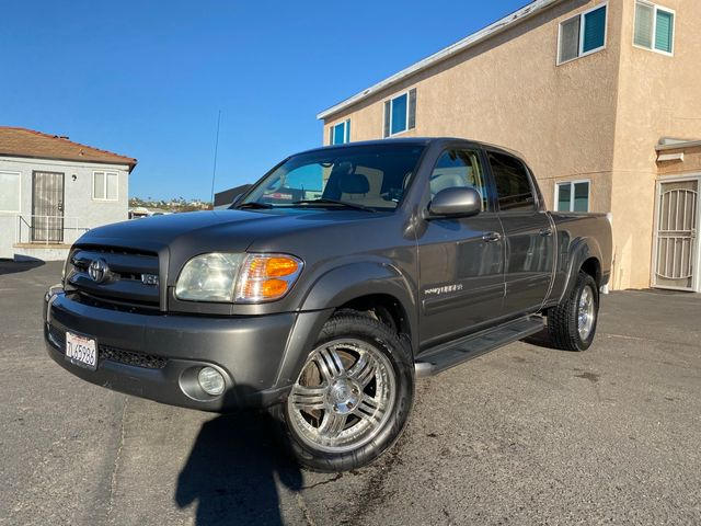 2004 Toyota Tundra Lmtd Crew Cab, MoonRoof, Camera, Air Ride - 1 OWNER, CLEAN TITLE, NO ACCIDENTS, 99,000 MILES