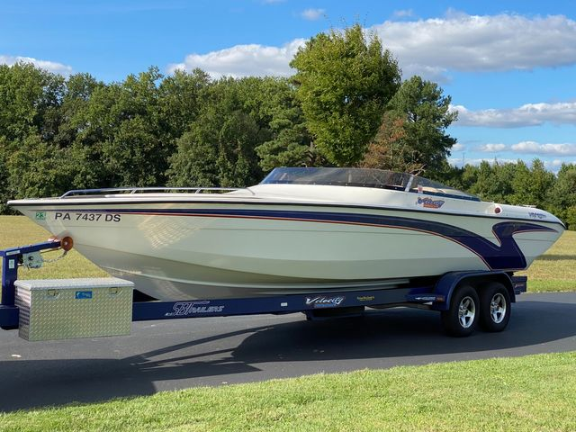 2004 Velocity 29 Vr1 W/ 540 BIG BLOCK WHIPPLE CHARGER & MORE in Woodbury, New Jersey 08093